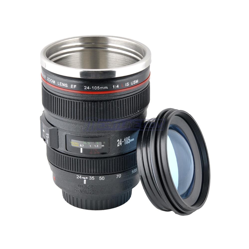 Camera Lens Cup Mug Canon EF 24 105mm F4 Filter U2013 $9.99 Idea