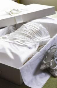 Wedding Gown Storage Box