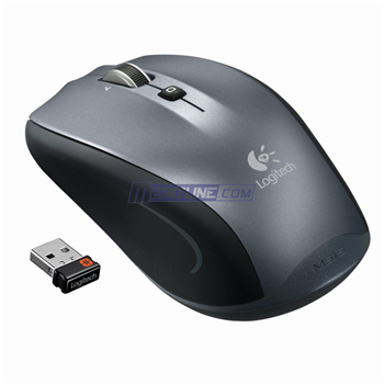 Logitech M515 3 Buttons Tilt Wheel USB RF Wireless Couch Mouse