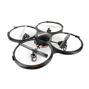 UDI U818A 2.4GHz 4 CH 6 Axis Gyro RC Quadcopter with Camera RTF Mode 2 NEW