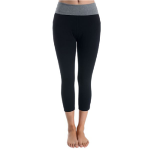 MOPAS LADY'S YOGA CAPRI LEGGINGS