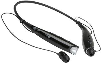 LG Tone HBS-730 Bluetooth Headset- Black
