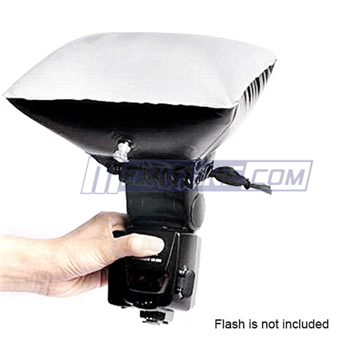 Universal Flash Diffuser for Hot-Shoe Flash