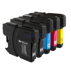 Brother LC61 Inkjet Cartridges