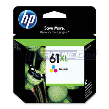 HP CH564WN (HP 61XL) OEM Ink Toner