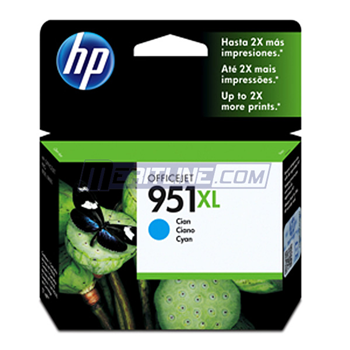 The OEM HP951 Printer Ink Toner for HP Officejet Pro 8610