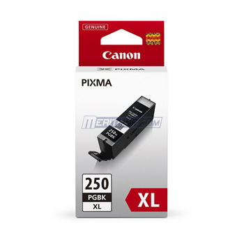 Canon PGI-250XL PGBK (6432B001) OEM / Original High Yield Pigment Black Inkjet Cartridge