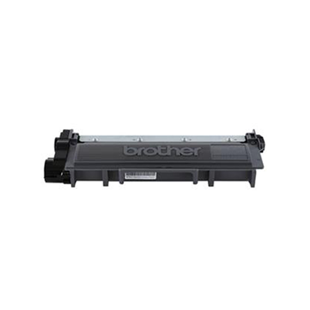 Brother TN660 (TN-660) OEM / Original High Yield  Black Toner Cartridge