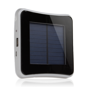 2600mAH~6000mAH Solar Panel Power Bank Mobile Power Bank